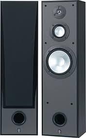 speakers yamaha. yamaha speaker system ns-8390 (black) speakers n