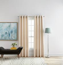 Jcpenney Curtains For Living Room How To Hang Curtains Jcpenney