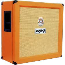 Orange Amplifiers PPC410 - 4x10 Guitar Cabinet - Long & McQuade ...