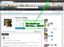 Linked In Resume How To Print A LinkedIn Profile As A Resume The Chrome Extension 71