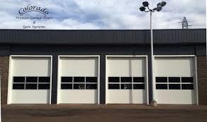 industrial garage doorsDenver Industrial Garage door installation and repair  Denver