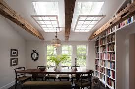 dining room skylight idea