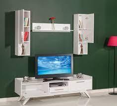 Oslo Tv Ünitesi - Beyaz - Modalife Mobilya - Tamamlayıcı Pratik Mobilyalar