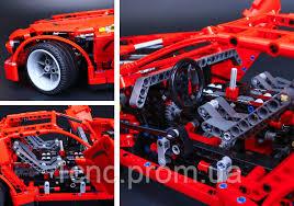 """<b>Конструктор Lepin 20028</b> """"<b>Суперавтомобиль</b>"""" (Lego Technic 8070 ..."""