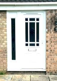 glass panels for front doors entry door glass replacement stained glass panel above front door