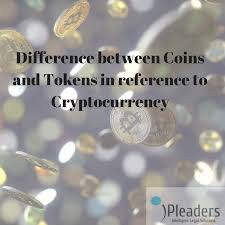 Managing transactions are carried out collectively by the network. Differences Between Coins And Tokens Cryptocurrency