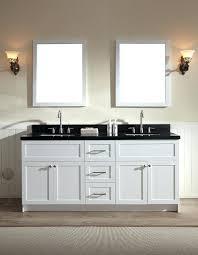 double sink bathroom vanity cabinets white. appealing white double sink bathroom vanity cabinets hamlet set with absolute black granite