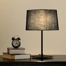 best modern creative desk lamps cloth art table lamp black white iron desk lamp drawing room bedroom study cloth art desk light under 111 26 dhgate com
