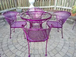 good powder coated patio furniture