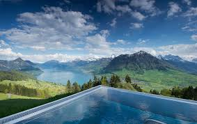 infinity pools for homes. Exellent Pools Stairway To Heaven Infinity Pool Hotel Villa Honegg Switzerland 3 People  Are Calling This Rooftop Infinity In Pools For Homes