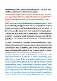 a of mice and men controlled assessment exemplar by stevenoyce a of mice and men controlled assessment exemplar by stevenoyce1 teaching resources tes