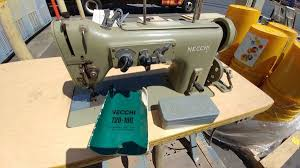 Necchi Industrial Sewing Machine