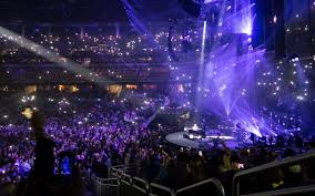 Concert Photos At Amway Center