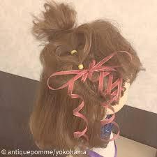 ショートヘアをお団子で可愛くアレンジする方法をご紹介hair