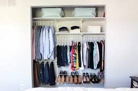 almost empty closet. Design Your Ideal Closet Space. Almost Empty