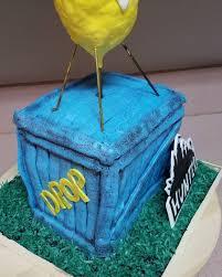 fortnite drop box cake cakecentral com