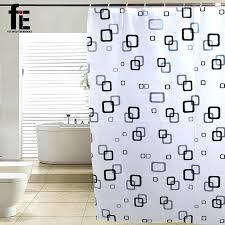 eco friendly shower curtain fie cm bath screen friendly shower curtain waterproof fabric shower curtains box