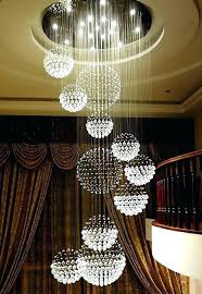 sphere chandelier with crystals crystal rain chandelier good rain chandelier and solar system luxury spiral rain sphere chandelier with crystals