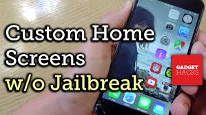 Customize Your iPhone s Home Screen Layout Without Jailbreaking