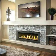 low profile gas fireplace blackcrests com vent free linear fireplace empire vfll38fp90ln boulevard contemporary