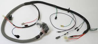 firebird parts electrical and wiring classic industries 1980 pontiac engine harness 301 turbocharged rally gauges and tach