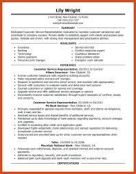 customer service representative duties for resumes customer service representative job description resume 9546