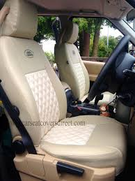 landrover discovery 3 seat covers