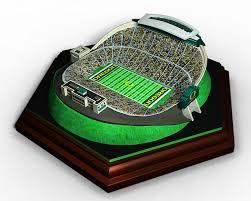 Autzen Stadium Seating Chart View Oregons Autzen Stadium Replica Want Oregon Ducks