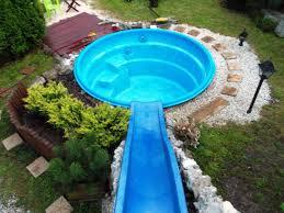 Diy Above Ground Pool Slide Dad U Stuff For Dads Pool Slide Slide