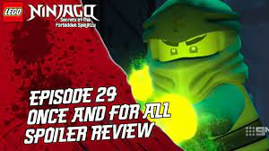 Ninjago Secrets of The Forbidden Spinjitzu: Episode 29 - Once and For All  Spoiler Review - YouTube