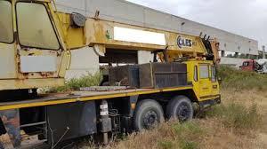 Coles 25 Ton Crane Load Chart Truck Loader Coles Hydra Truck