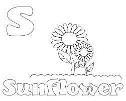Letter S Coloring Pages Free Printable