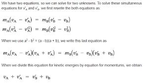 conservation of energy formula