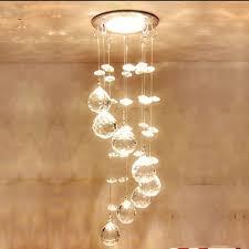 vova mini modern crystal chandelier re ceiling lamp led chandelier ac 110v 220v diameter 85mm led lights home lighting lampadari led spotlights