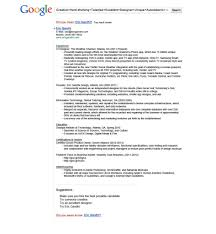 resume templates for google ...