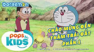 S7] Doraemon Tập 320 - Chào Mừng Đến Thăm Trái Đất Phần 1 - Hoạt Hình Tiếng  Việt - Phương