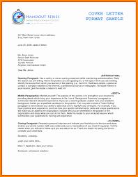 Resume Cover Letter Basics 2 Best Of Proper Resume Cover Letter