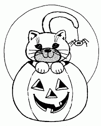 Small Picture Halloween Kids Coloring Pages Kids Halloween Coloring Pages Free