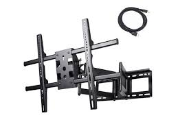 secu heavy duty articulating swing arm tv wall mount for 40 42 43 46 47 48
