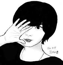 Yuming On Twitter 平手友梨奈ちゃん 今回はオリジナルポーズで描いて