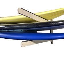 Buy Steve's Rack Shack Premium Indoor/<b>Outdoor Surfboard</b> Storage ...