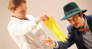 Билеты на спектакль <b>Человек</b>, <b>который принял жену</b> за шляпу в ...