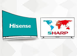 sharp tv canada. sharp\u0027s announcement last week that it would exit the u.s. television business, licensing its brand name to chinese tv maker hisense, wasn\u0027t exactly sharp tv canada h