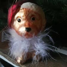 Christbaumschmuck Hund Golden Retrieverlabrador M
