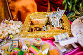 Mehndi Tray Decoration Mehndi Event and Mehndi Plate Decorating Ideas 43
