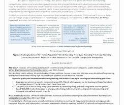 Technical Recruiter Sample Resume Senior Technical Recruiter Resume