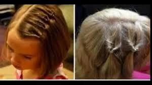 Easy hairstyles for short hair baby girl \u2013 Trendy hairstyles in ...