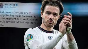 England-Spieler Jack Grealish weist ...
