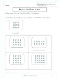 multiplication arrays worksheets 4th grade repeated addition worksheets for second grade on array fourth arrays as multiplication arrays worksheets 4th