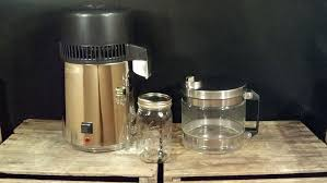 easy electric countertop alcohol distiller moonshine still
